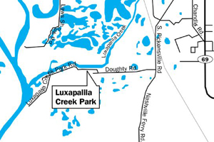 Geospatial Technologies as a Foundation to Organize a Bi-State Luxapallila Creek Watershed Alliance to Pursue Luxapallila Creek�s Watershed Implementation Plan